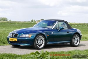 1997 BMW Z3 1.8 Roadster in good condition For Sale