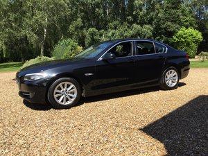 2012 BMW 520d SE manual For Sale