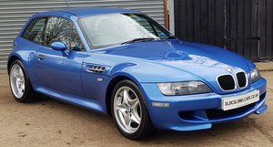 1999 Excellent Z3 M Coupe - Only 58,000 Miles  - Full History For Sale