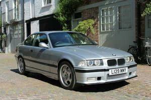 1994 BMW M3 3.0 COUPE, 12 Month Mot, 107k
