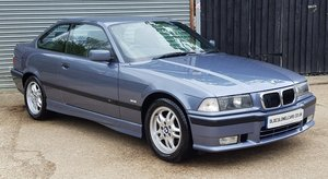 1999 BMW E36 318 IS 1.9 Twin Cam Coupe - Manual - Only 73,000  For Sale