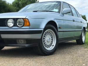 1990 BMW E34 525IA SE - Only 73,000 miles For Sale