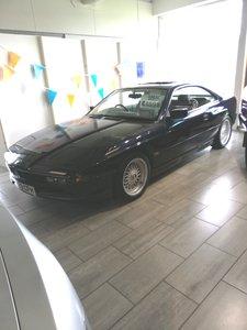 1994 bmw 840ci 4.0 coupe auto