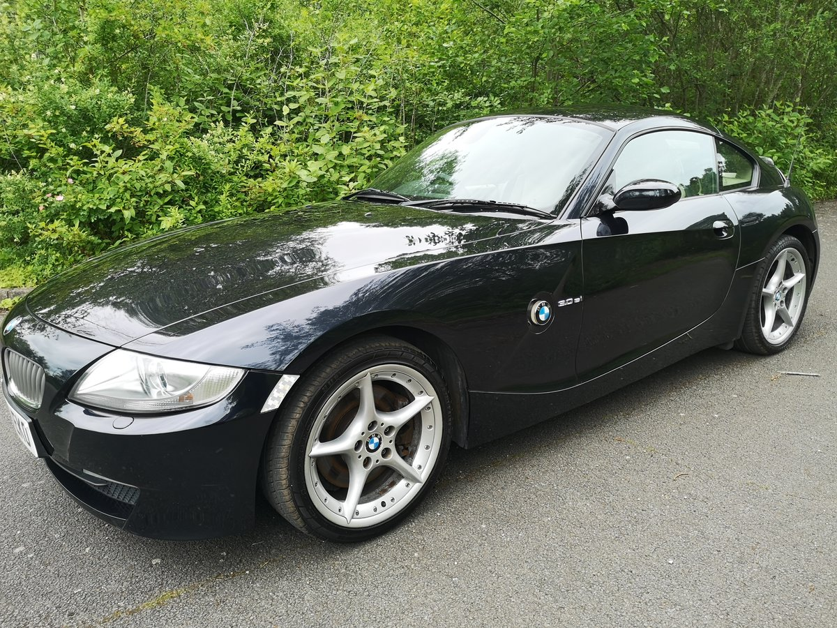 2007 BMW Z4 3.0 si Sport Coupe For Sale (picture 1 of 6)