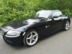 2007 BMW Z4 3.0 si Sport Coupe SOLD