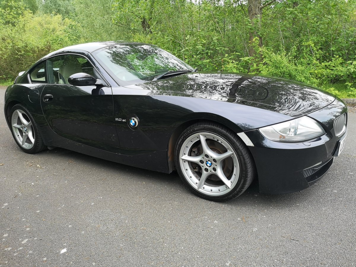 2007 BMW Z4 3.0 si Sport Coupe For Sale (picture 2 of 6)