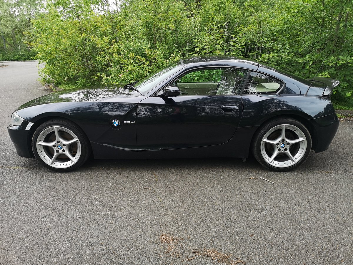 2007 BMW Z4 3.0 si Sport Coupe For Sale (picture 3 of 6)