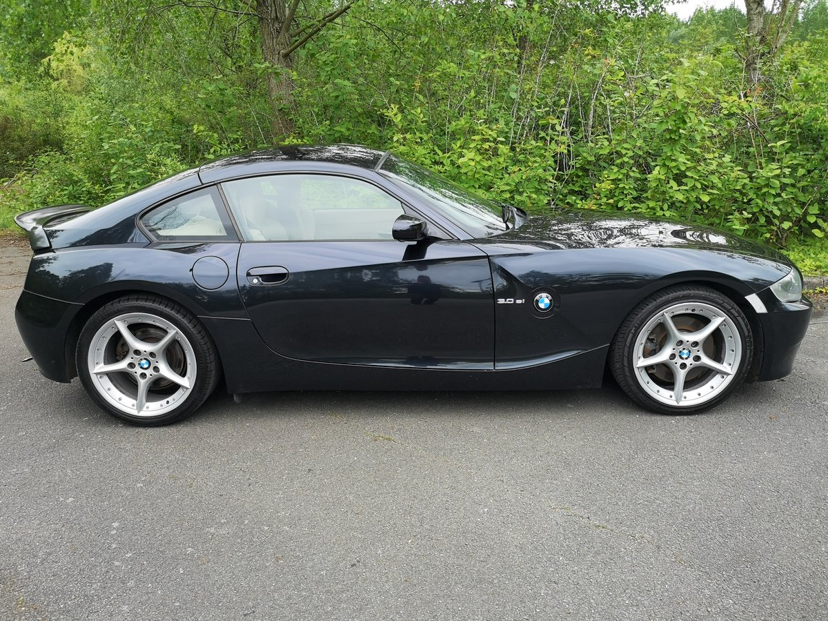 2007 BMW Z4 3.0 si Sport Coupe For Sale (picture 4 of 6)