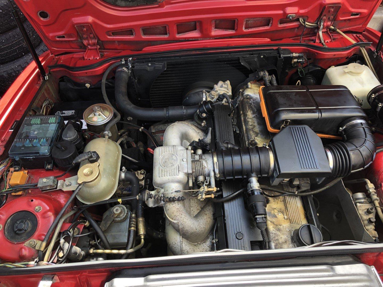 1989 BMW 635CSI E24 SOLD (picture 5 of 6)