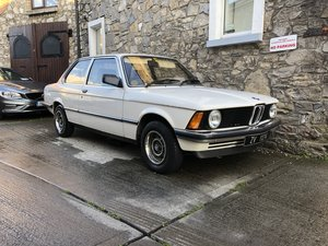 1982 BMW E21 316 1.8 Auto only 60k - timewarp condition