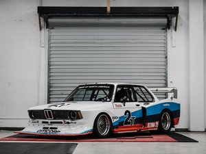 1980 BMW 320i Turbo IMSA For Sale by Auction