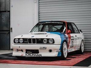 1989 BMW M3 DTM Tribute