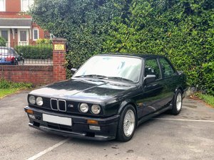 1987 BMW 325i coupe M Tech 1 For Sale