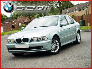 2001 *VGC* BMW 520i *FULL YEAR MOT* For Sale