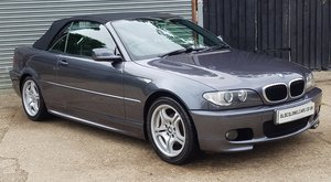 2006 Stunning E46 318(2.0) M Sport Convertible -Only 38,000 Miles