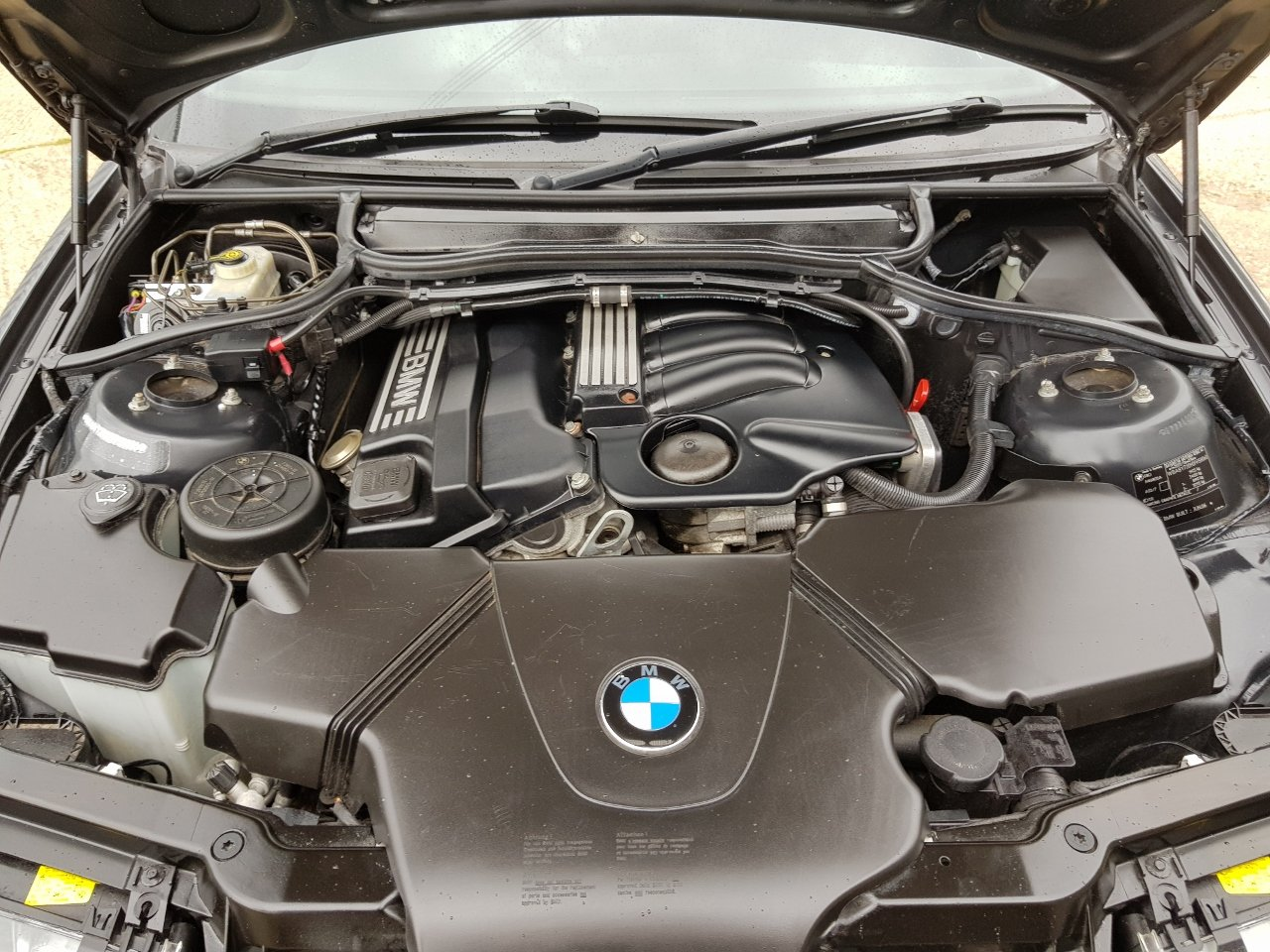 2006 Stunning E46 318(2.0) M Sport Convertible -Only 38,000 Miles For Sale (picture 6 of 6)