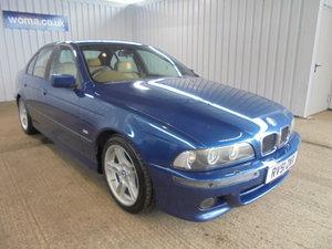 2001 *** BMW 530I SPORT AUTO - 2979cc - 20th July***