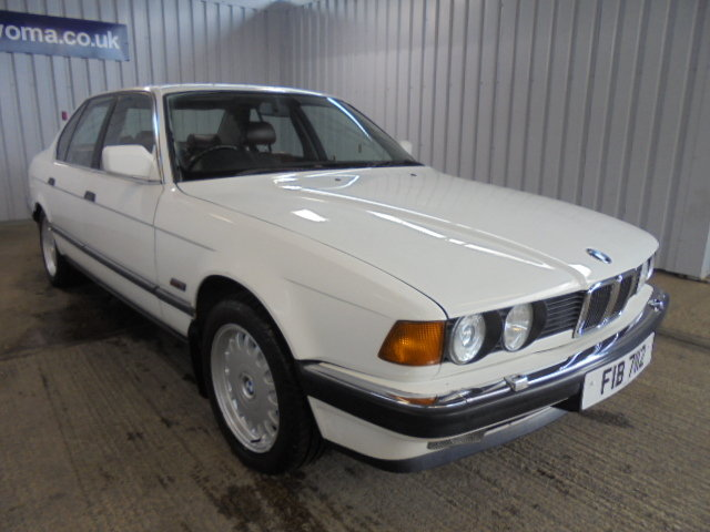 1988 ***BMW 735i SE Auto - 3430cc July 20th*** For Sale by Auction (picture 1 of 6)