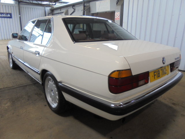 1988 ***BMW 735i SE Auto - 3430cc July 20th*** For Sale by Auction (picture 2 of 6)