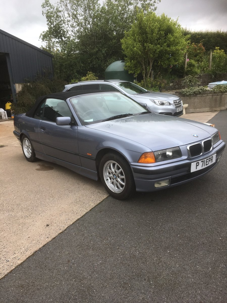1997 BMW 318i convertible  For Sale (picture 4 of 6)
