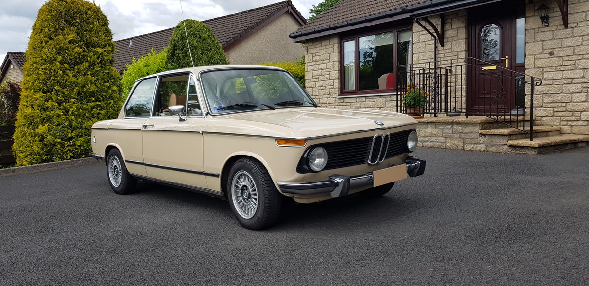 1975 BMW 2002 For Sale (picture 6 of 6)