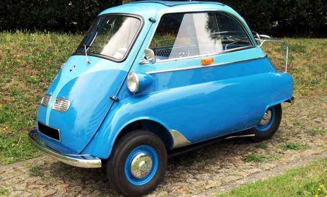 BMW Isetta 300 - 1958 For Sale (picture 1 of 6)