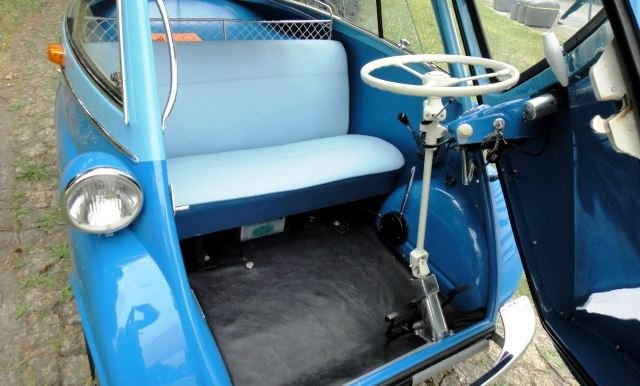 BMW Isetta 300 - 1958 For Sale (picture 3 of 6)