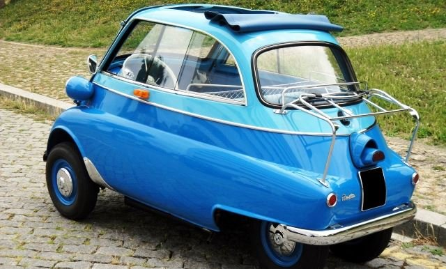 BMW Isetta 300 - 1958 For Sale (picture 2 of 6)