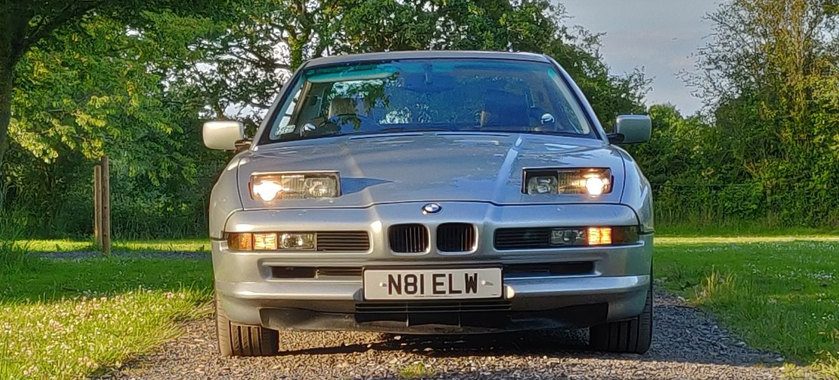 1995 BMW 840Ci Coupe E31 REDUCED PRICE For Sale (picture 3 of 6)