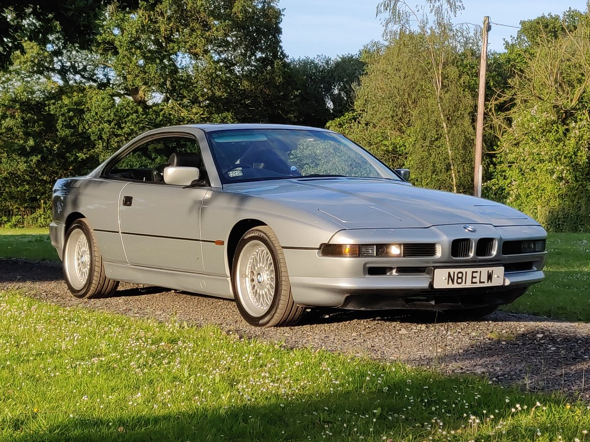 1995 BMW 840Ci Coupe E31 SOLD For Sale (picture 2 of 6)