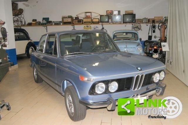 1973 BMW 2002 TTI RESTAURO TOTALE For Sale (picture 1 of 6)
