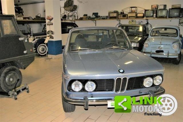 1973 BMW 2002 TTI RESTAURO TOTALE For Sale (picture 2 of 6)