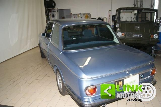 1973 BMW 2002 TTI RESTAURO TOTALE For Sale (picture 3 of 6)
