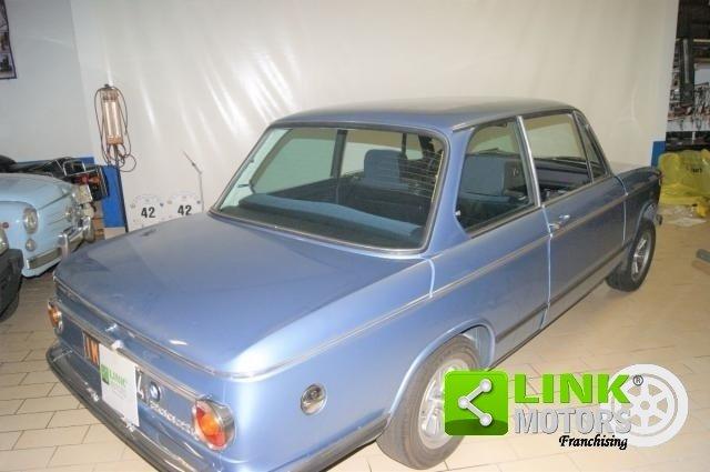 1973 BMW 2002 TTI RESTAURO TOTALE For Sale (picture 5 of 6)