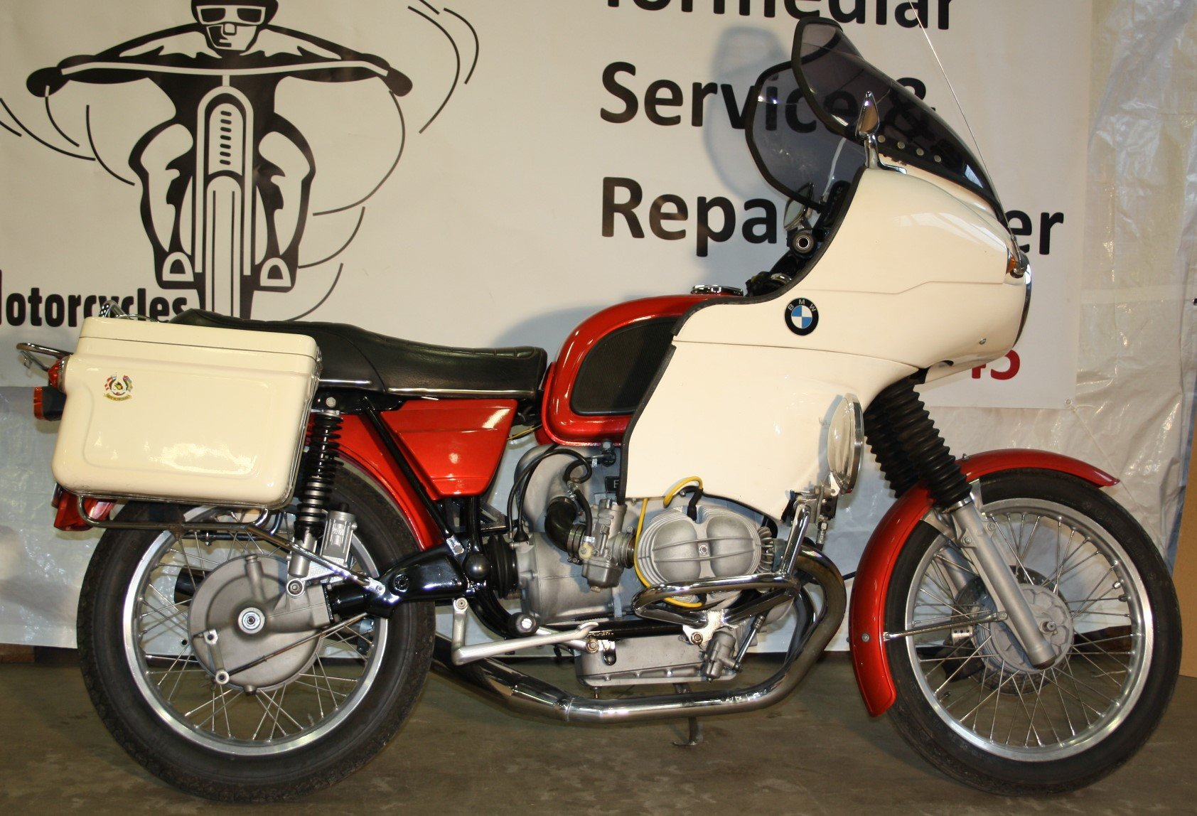 BMW R90/6 1975 For Sale (picture 1 of 6)