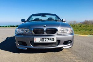 2004 BMW 330 Ci Sport Cabriolet M Spec - Facelift For Sale