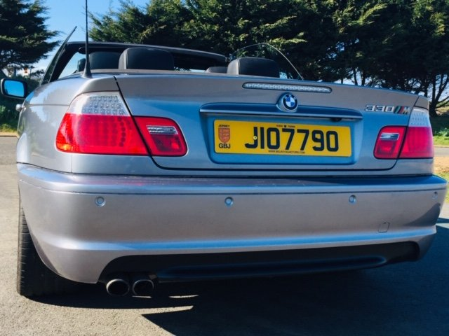 2004 BMW 330 Ci Sport Cabriolet M Spec - Facelift For Sale (picture 5 of 6)