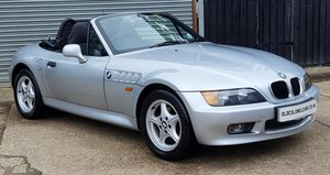 1999 Superb 1 Owner - 71,000 Miles - Z3 1.9 Twin Cam Manual For Sale