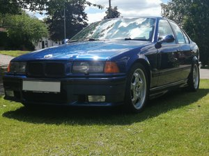 1995 BMW E36 M3 3.0 4 door saloon manual.