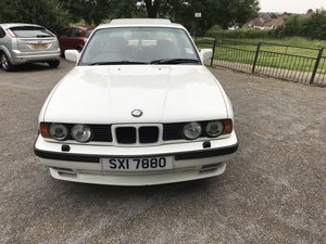 1990 Bmw e34 535i sport Lsd red leathers For Sale