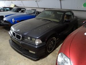 1995 BMW 320i E36 Cabrio  For Sale by Auction