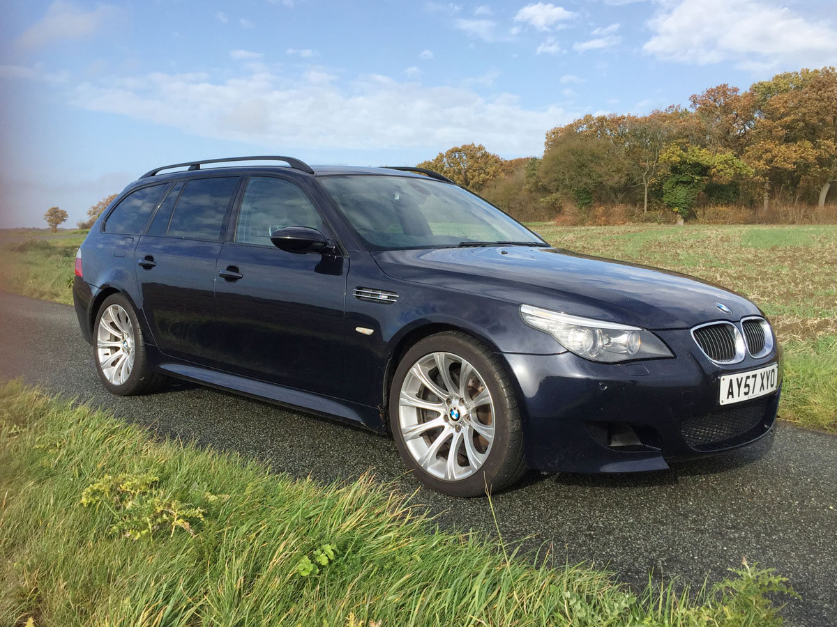 2007 BMW M5 Estate For Sale by Auction (picture 1 of 5)