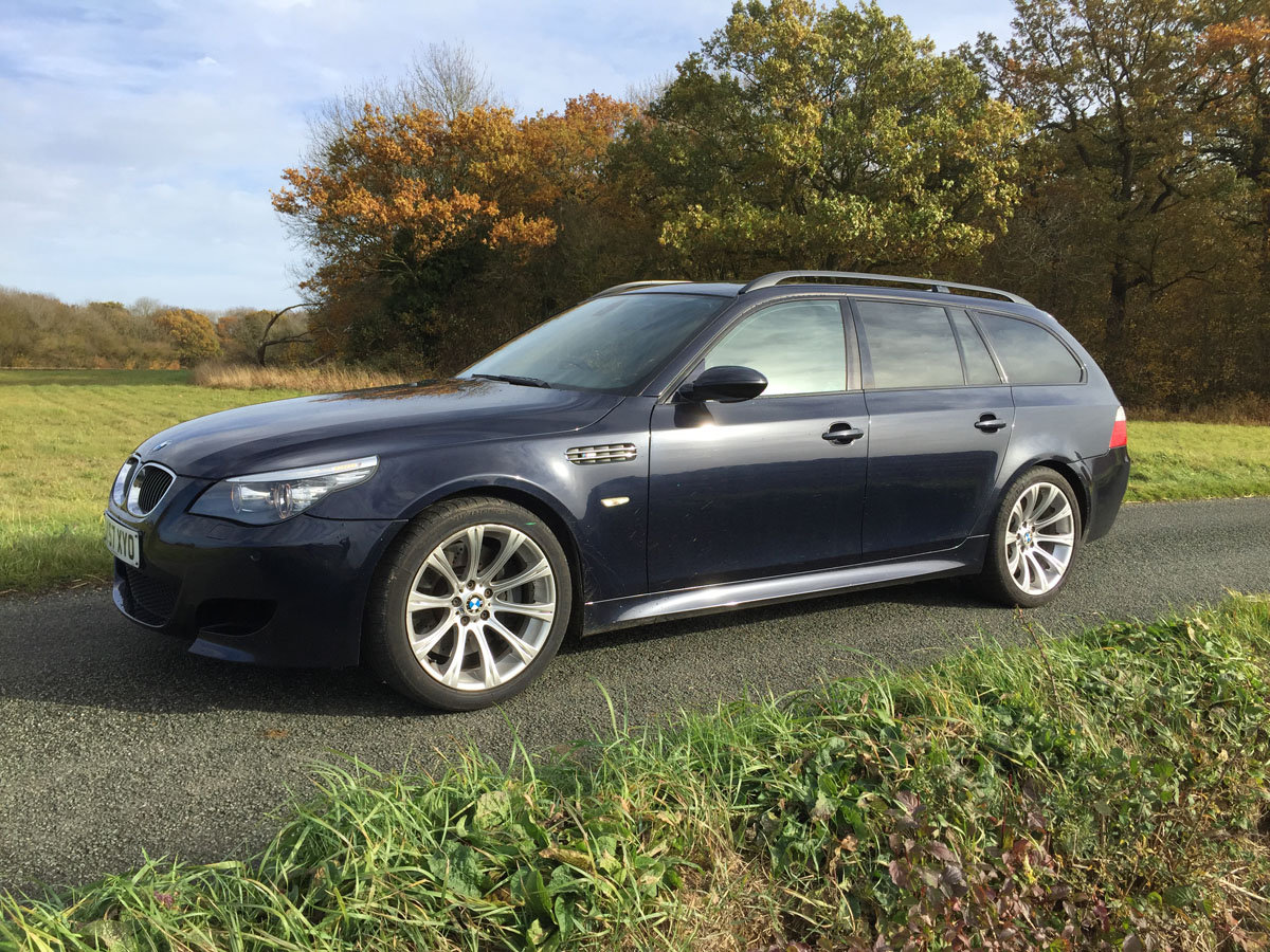 2007 BMW M5 Estate For Sale by Auction (picture 3 of 5)