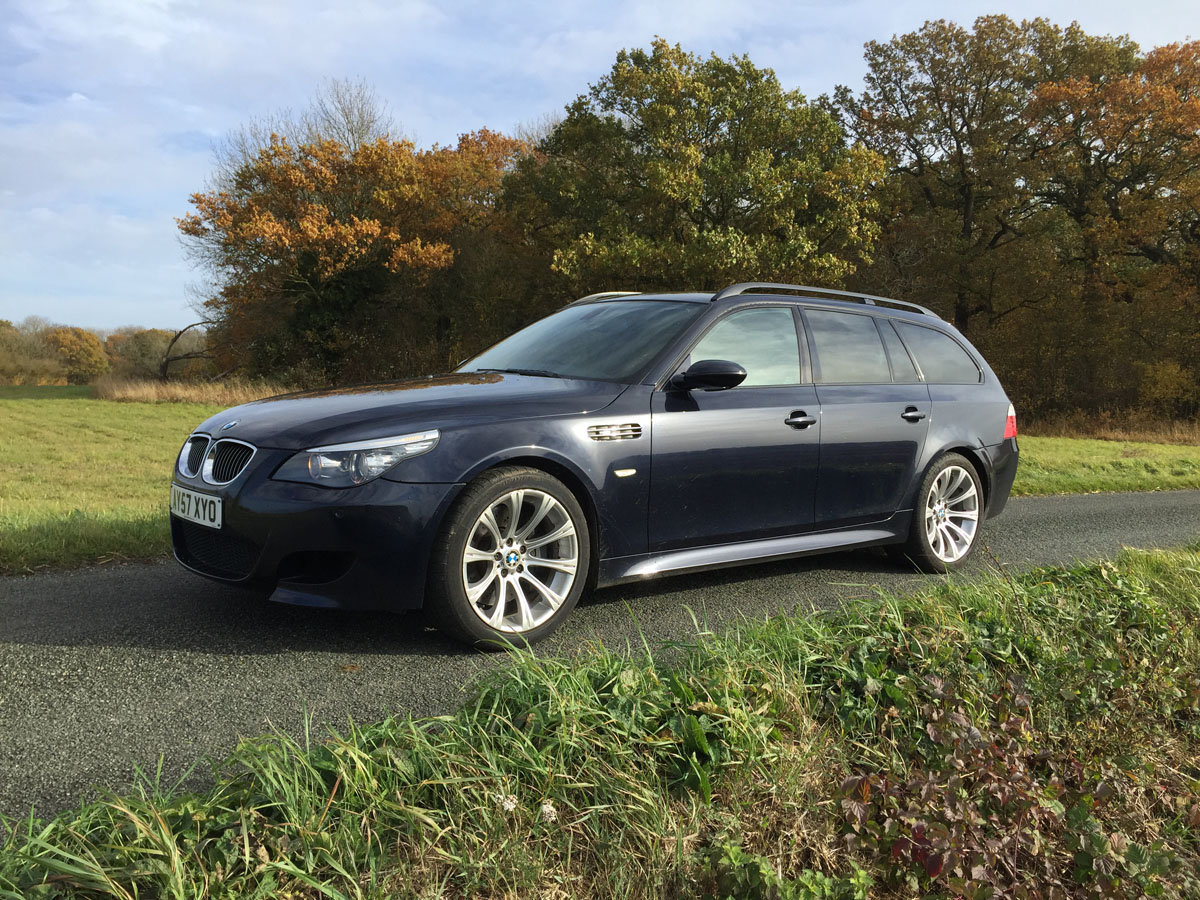 2007 BMW M5 Estate For Sale by Auction (picture 4 of 5)