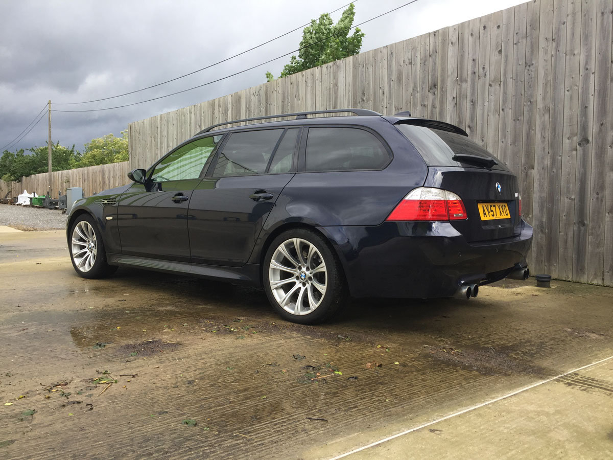 2007 BMW M5 Estate For Sale by Auction (picture 5 of 5)