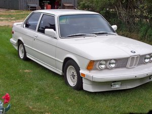 1981 BMW 380is (Spring Green, Wi) $10,000 For Sale