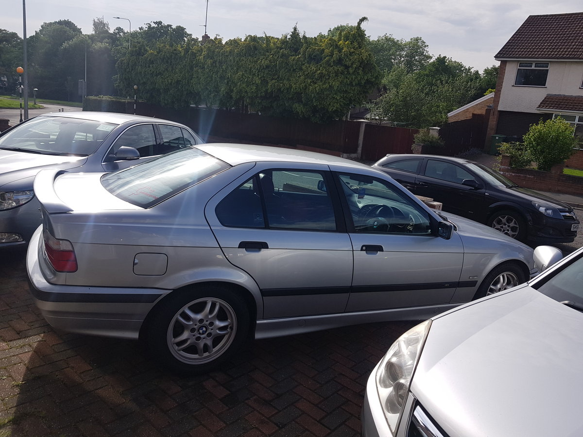 1997 Bmw 3 Series For Sale (picture 3 of 4)