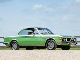 1974 BMW 3.0 CSI COUPÉ For Sale by Auction