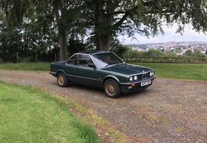 1984 BMW E30 convertible For Sale