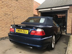2004 BMW 320 2.2 M Sport For Sale